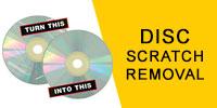 Scratched Disc Repair